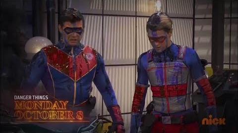 """Henry Danger """"Danger Things"""" Halloween Official Trailer"""