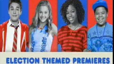 Election Themed Premieres 'Henry Danger', 'Game Shakers' & 'School of Rock' Official Promo