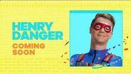 Nickelodeon - Henry Danger Sister Twist (Promo - Coming Soon)