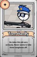 Tom Hardly Bio