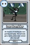 Lee Bumbler Bio