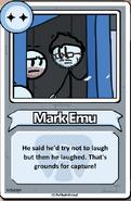 Mark Emu Bio THSC