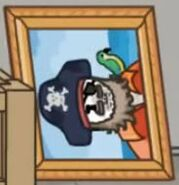 StD Patchy the Pirate Painting