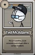 Ted McAdams Bio StD