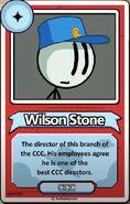 Wilson Stone Bio