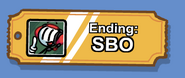 Medals - ending SBO