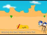 Breaking the Bank Original Voice Test