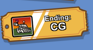 Medals - ending CG