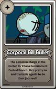 Bill Bullet Bio