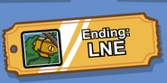 Medals - ending LNE