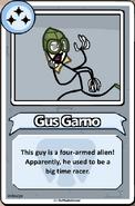 Gus garno bio