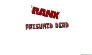 FtC Presumed Dead L
