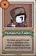 Natascha Tashin Bio