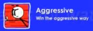 Medals - Aggressive