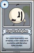 Ray Rudolpho Bio