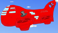 Toppat Airship ItA Legacy