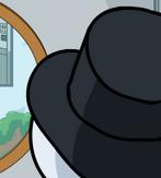 Unknown Black top hat (SBO) 1