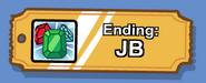 Medals - ending JB
