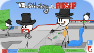 Infiltrating The Airship Title Screen (2)