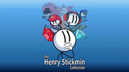The Henry Stickmin Collection Poster Landscape