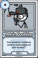 Melvin Poolridge Bio