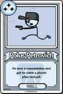 Polus Petrovich Bio