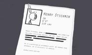 Henry in Fleeing the Complex Teaser Trailer