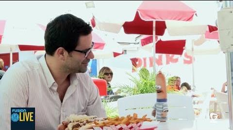 Hot Dog Talks With Yannis Pappas in LA