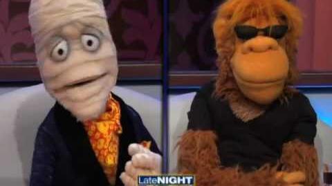 Late Night Liars Meet the Liars