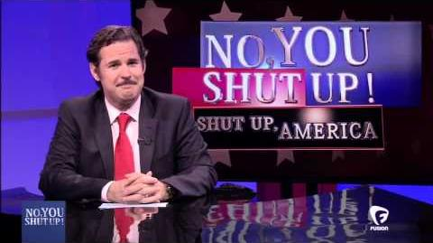 No, You Shut Up - SOTU Commentary Part 4