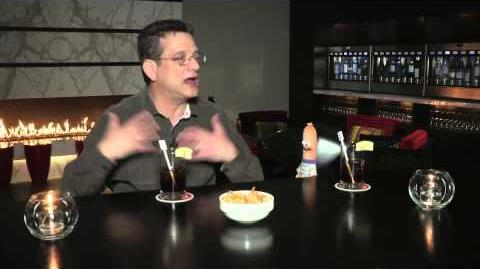 Andy Kindler Refuses to Leave Interview No You Shut Up!