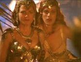 Athena & Artemis