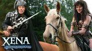 """""""Nobody Touches My Horse"""" Xena Warrior Princess"""