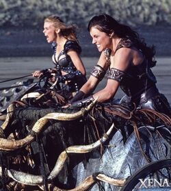 Xena Callisto Chariots.jpg