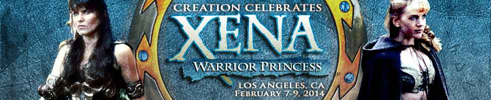 Xena Convention 2014