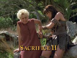 Sacrifice II Title.jpg