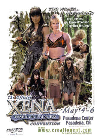 Xena Convention 2001