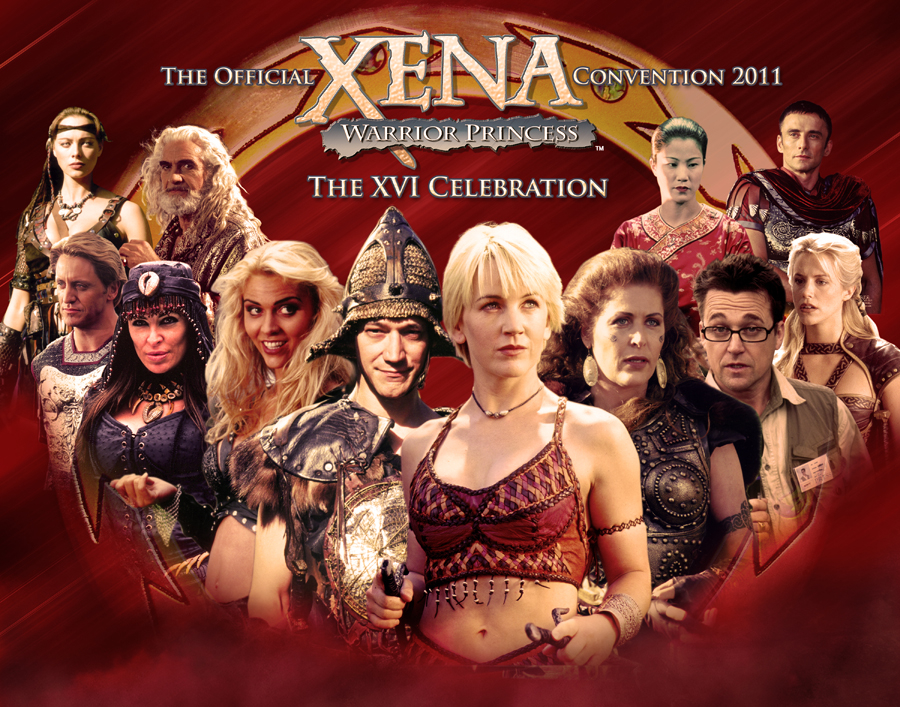 Xena Convention 2011