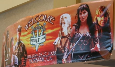 Xena Convention Burbank 2008