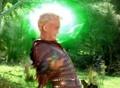 Deimos create a super energy ball, he used cronos stone