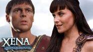 Xena vs Caesar Xena Warrior Princess