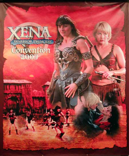 Xena Convention 2003