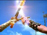 Athena vs Ares