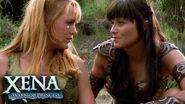 Xena Makes a Promise to Gabrielle Xena Warrior Princess