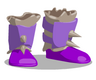 Violet Barbarian Boots