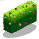 Floral Maze Hedge