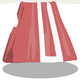 Pink Monk Skirt