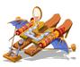 Da Vinci Rockets