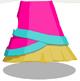 Sea Geisha Skirt