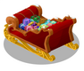 Suprise Gifts' Sleigh